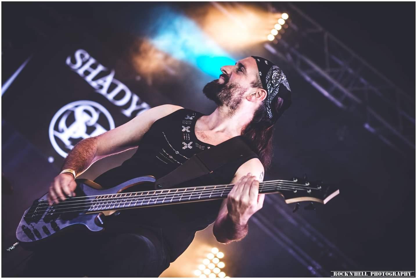 Shadyon Progressive Heavy Metal Rock Band